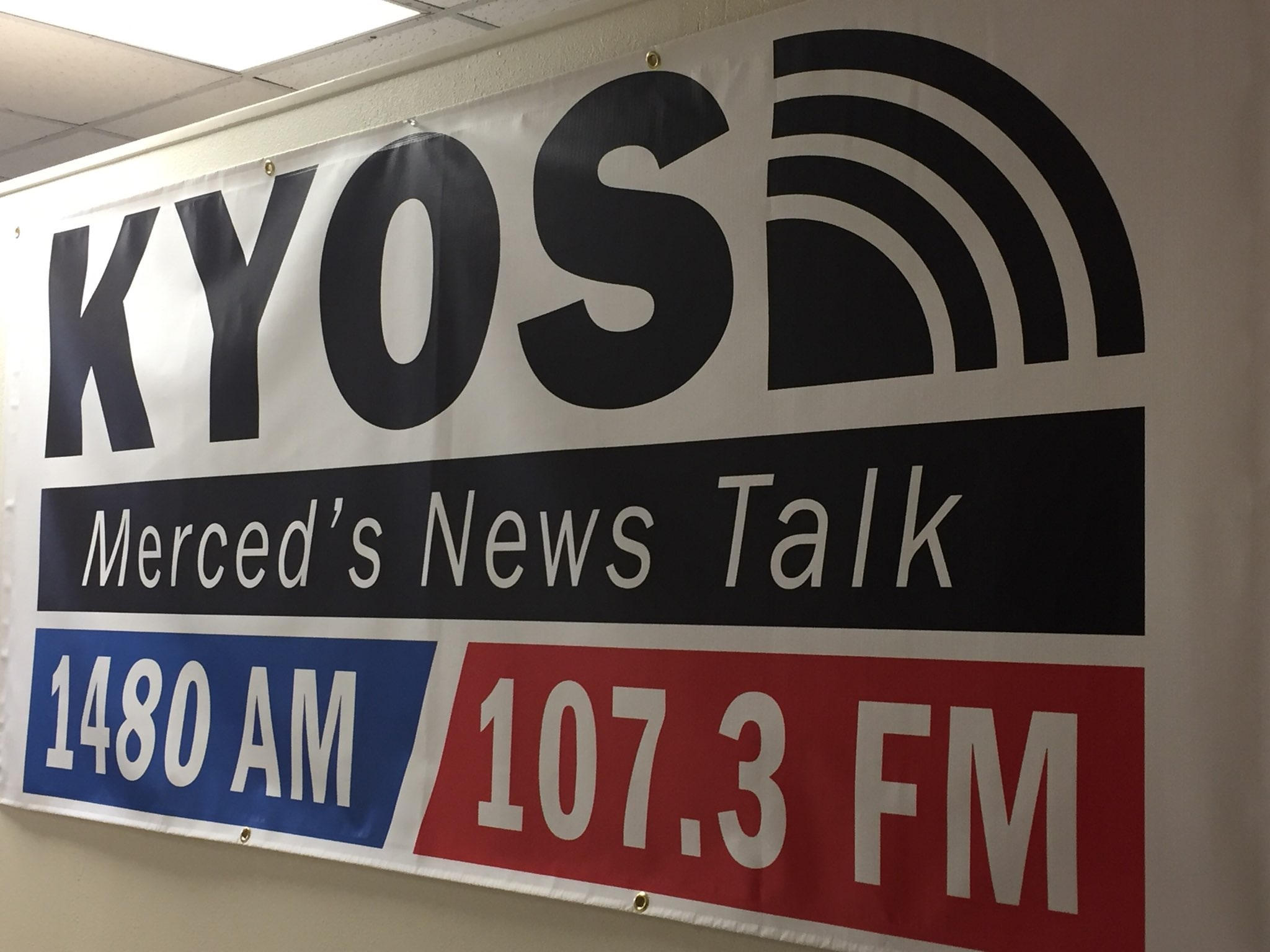 Community Conversations is public service program of KYOS, AM 1480, in Merced.