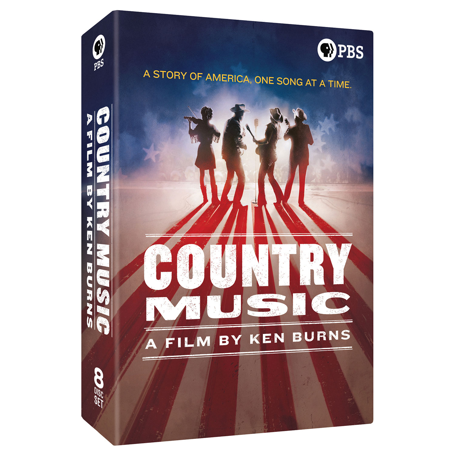 Country Music, a Film by Ken Burns ran over eight nights on PBS. The series is now available by DVD.