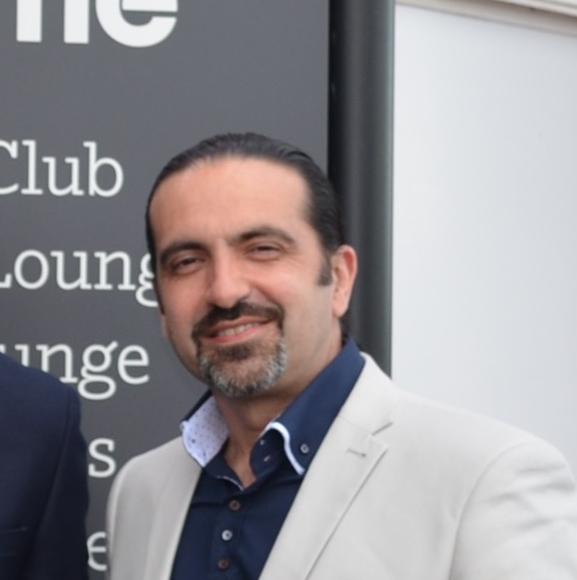 Martin West of Avenoir Music Management & Consultancy