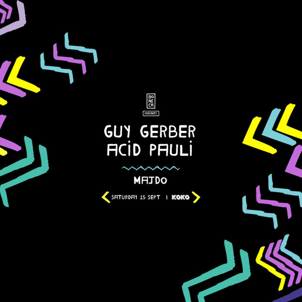 Guy Gerber Acid Pauli