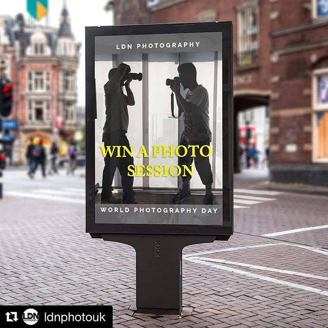 #Repost @ldnphotouk with @get_repost ・・・ 🎉 In celebration of World Photography Day we're offering the chance to win one of 10 free photo box sessions at our studio. 🎉 📲 Please go to the link in our bio and register before the end of Friday this week. 📆  Good luck. 😀📸 #worldphotographyday #itsaldnting #Photography #photographylovers #photographysouls #photographyeveryday #photographyislife #photographylover #photographyislifee #photographylife #photographyart #photographyoftheday #photographyy #photographylove #photographyaddict #photographyskills #photographybook #photographyprops #photographydaily #photographyisart #photographystudio #photographyaccount #photographyday #photographynature #photographysoul #photographystudent #photographyworkshop #photographyindonesia #photographyblog