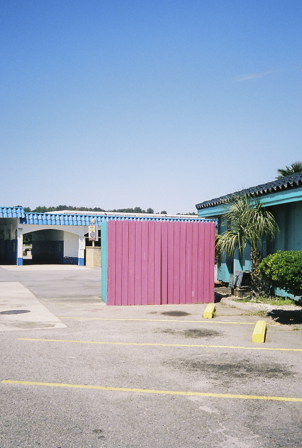 South of the Border, USA, 2012