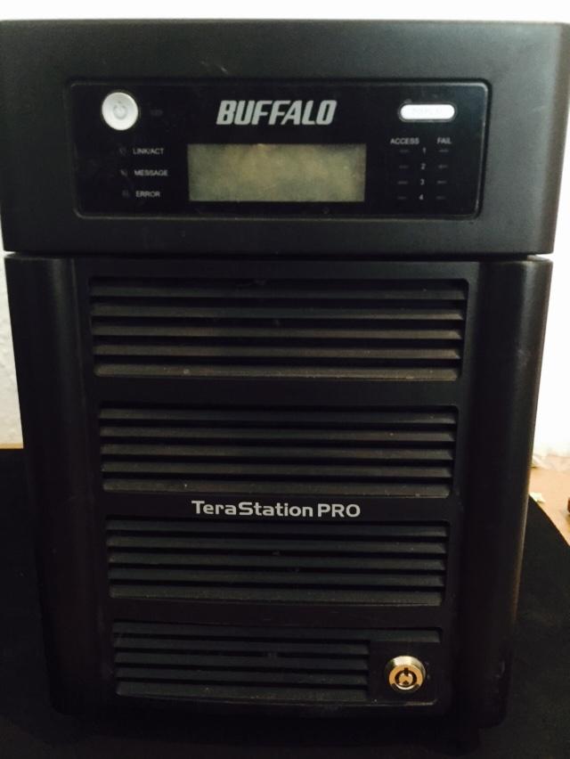 Buffalo TeraStation Pro TS-HGL/R5 Raid 5