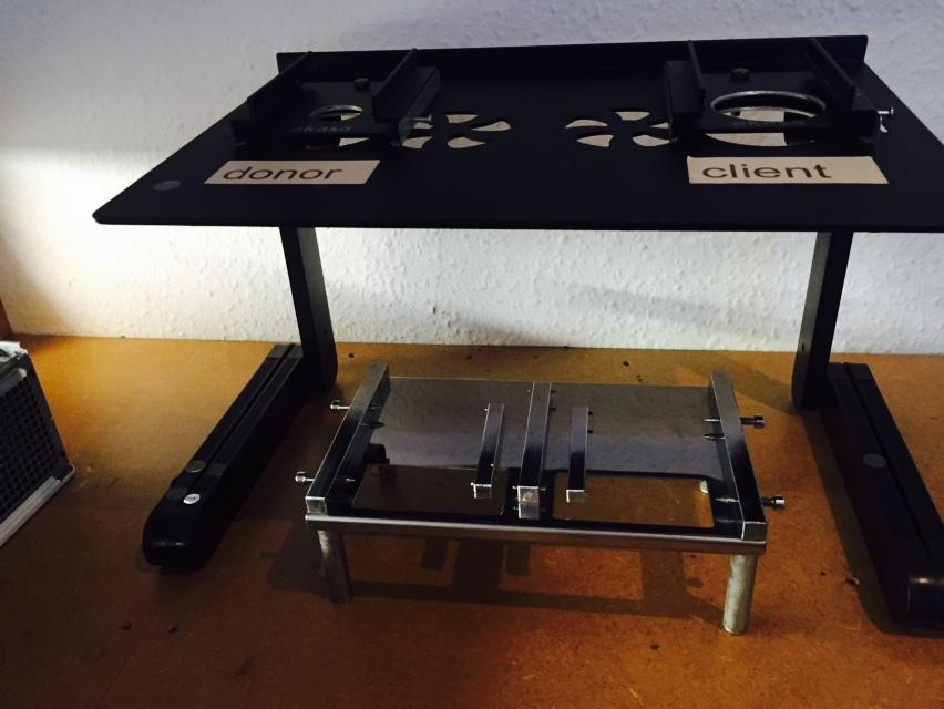 Custom built hard drive unit