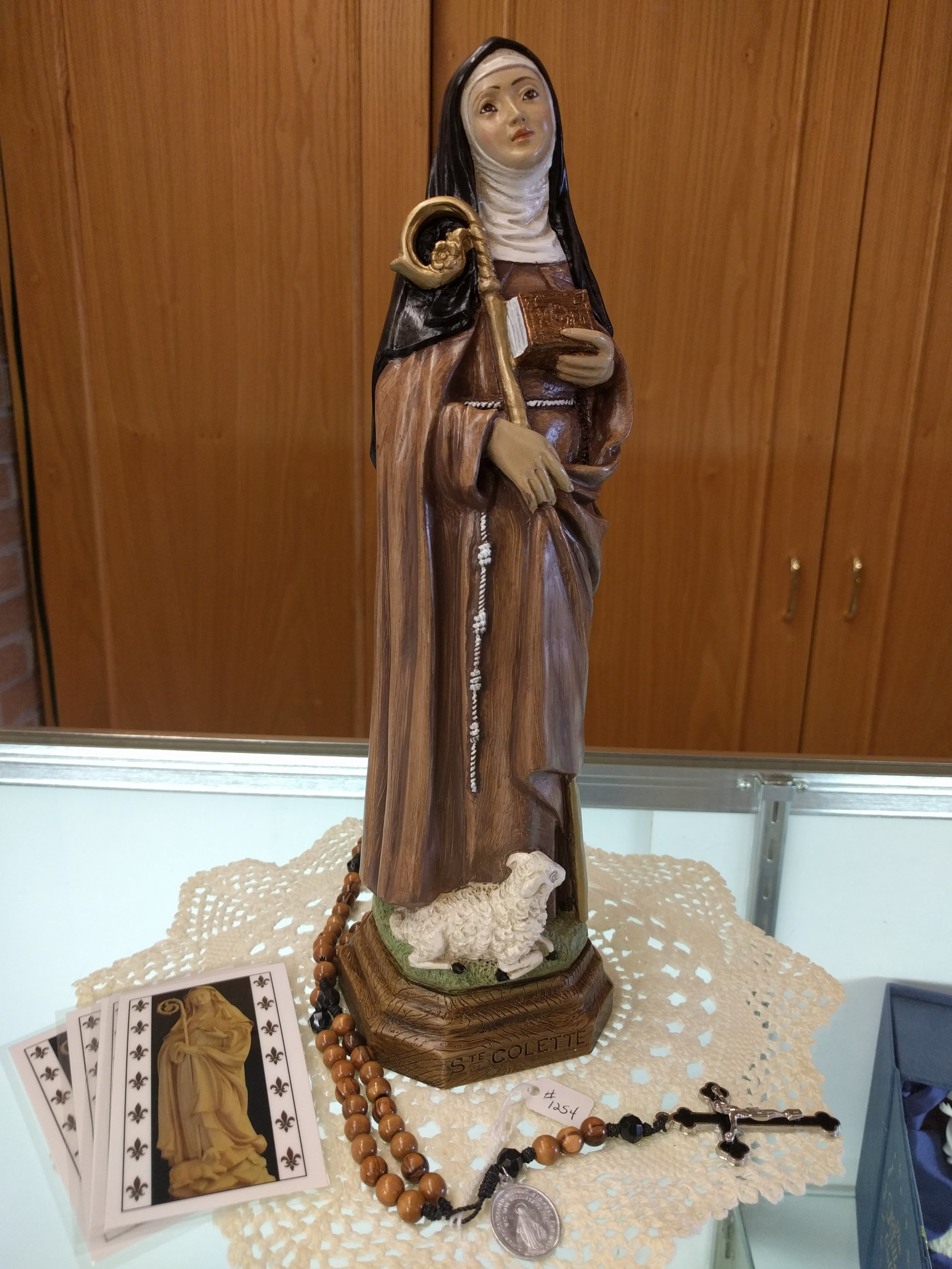 St. Colette items.jpg