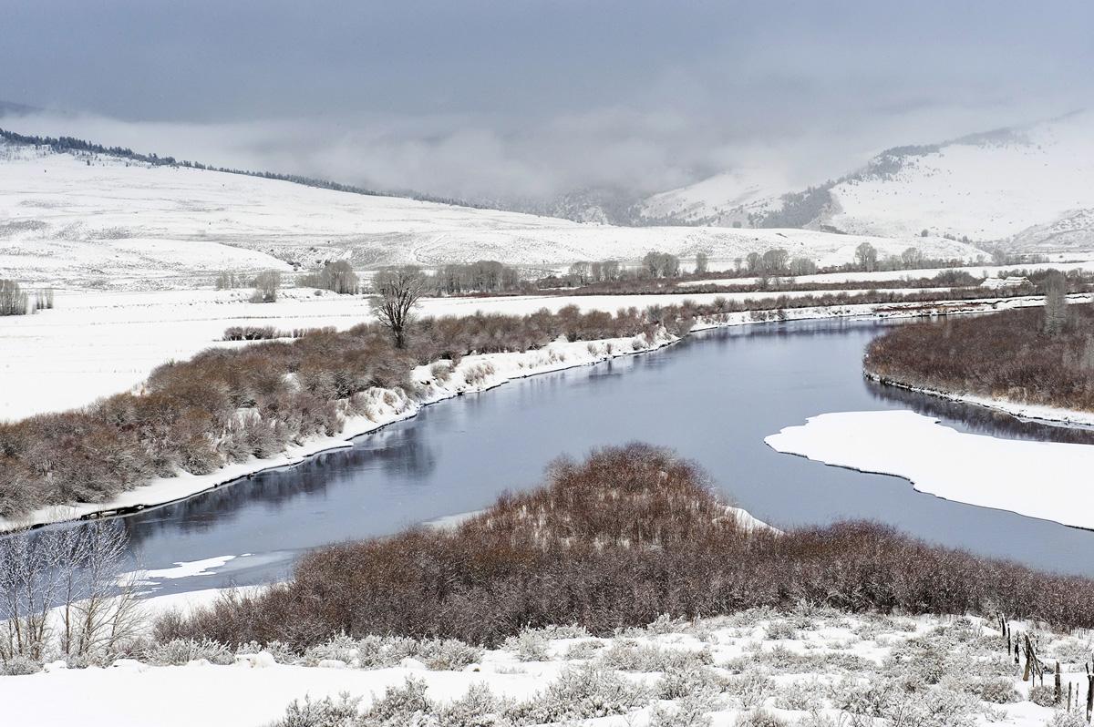 Junction Colorado & Blue Rivers