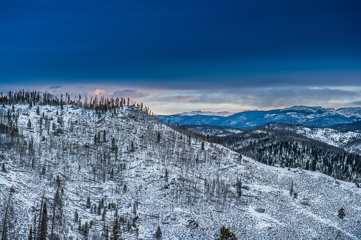 Winter Park Highlands, CO