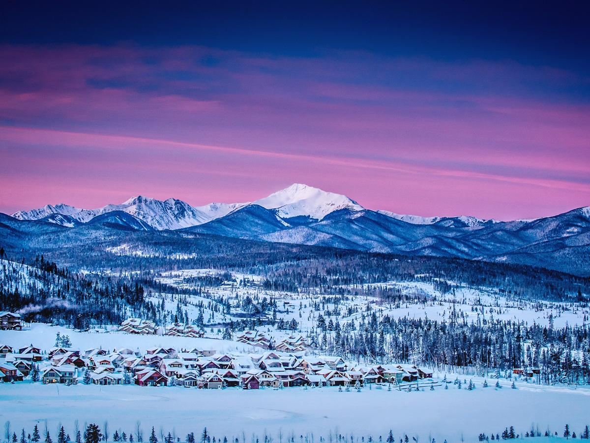 Byers Peak, Fraser CO
