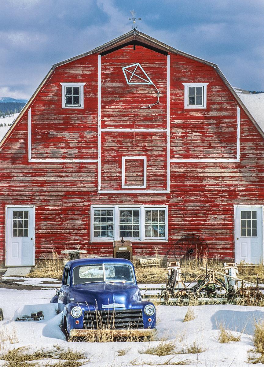 Granby Barn, CO