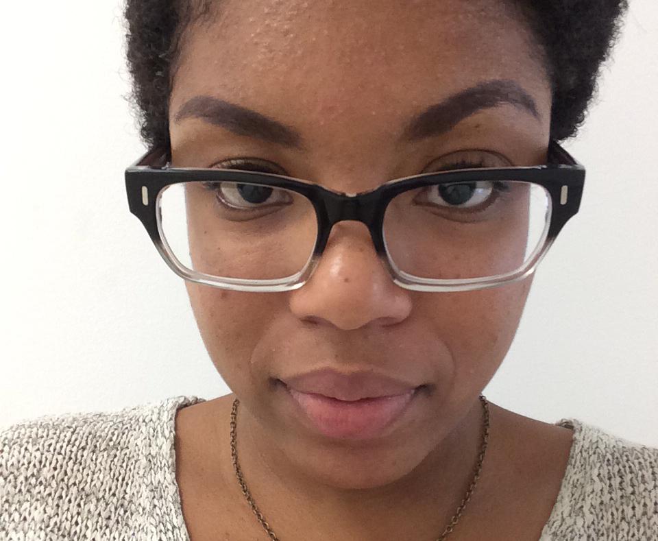 Meet the creator :  Monique    Garraud - Making demure accessories for the working girl