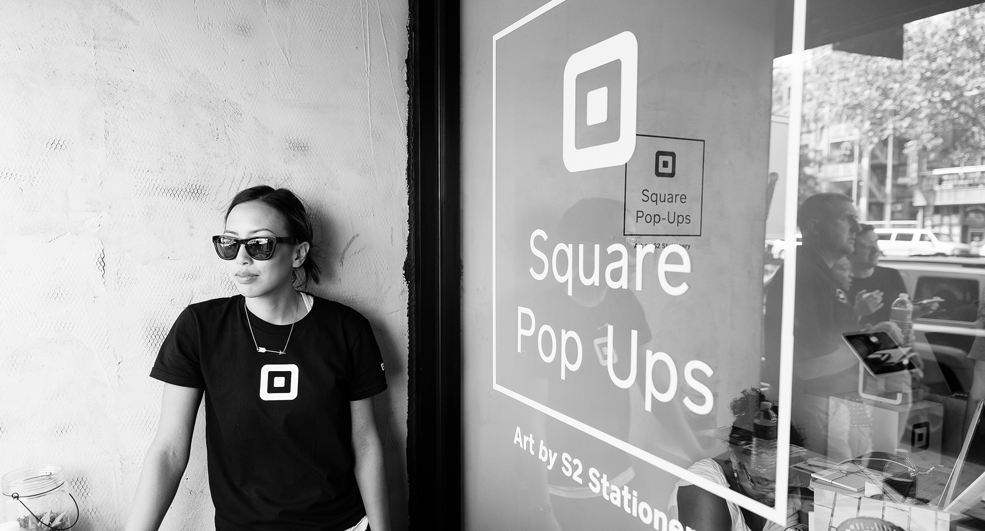 3 cities pop-up tour with Square Inc