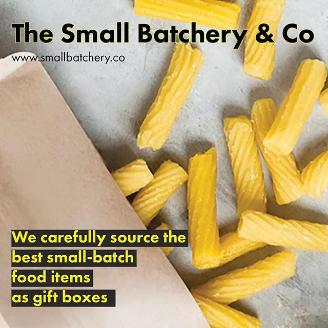 "Introducing our affiliated brand :: The Small Batchery & Co. to support small businesses making goods locally in #newyork 👉www.smallbatchery.co | use promo code ""milesfriends"" to get a 10% discount!"