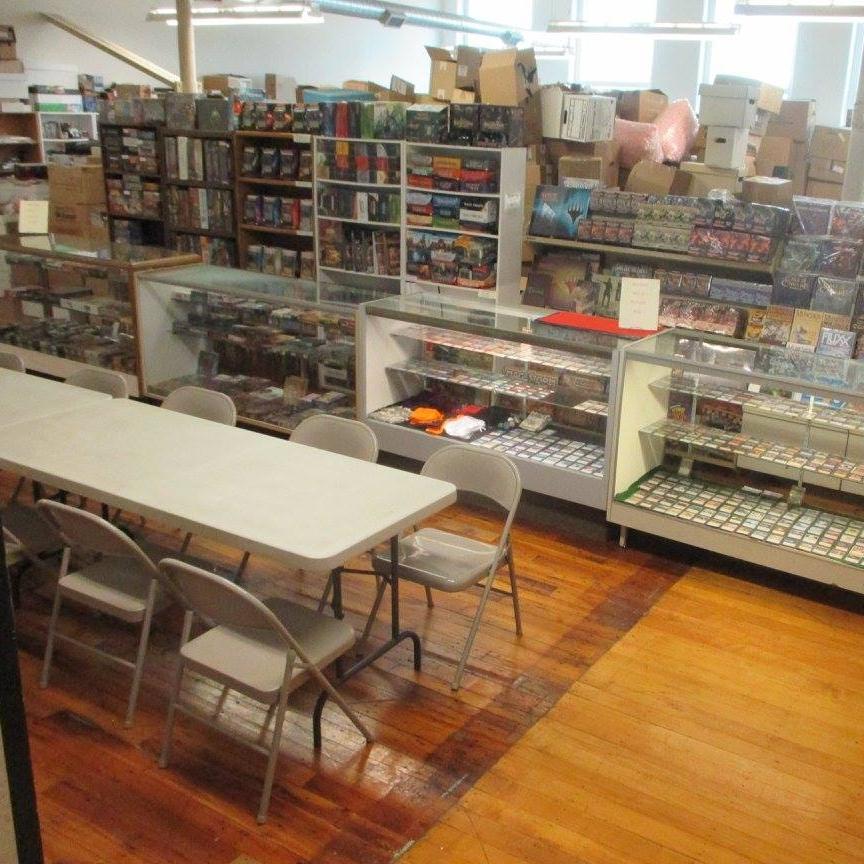 Mill Comics & Games, Biddeford
