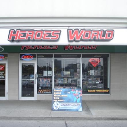 Heroes World, Markham