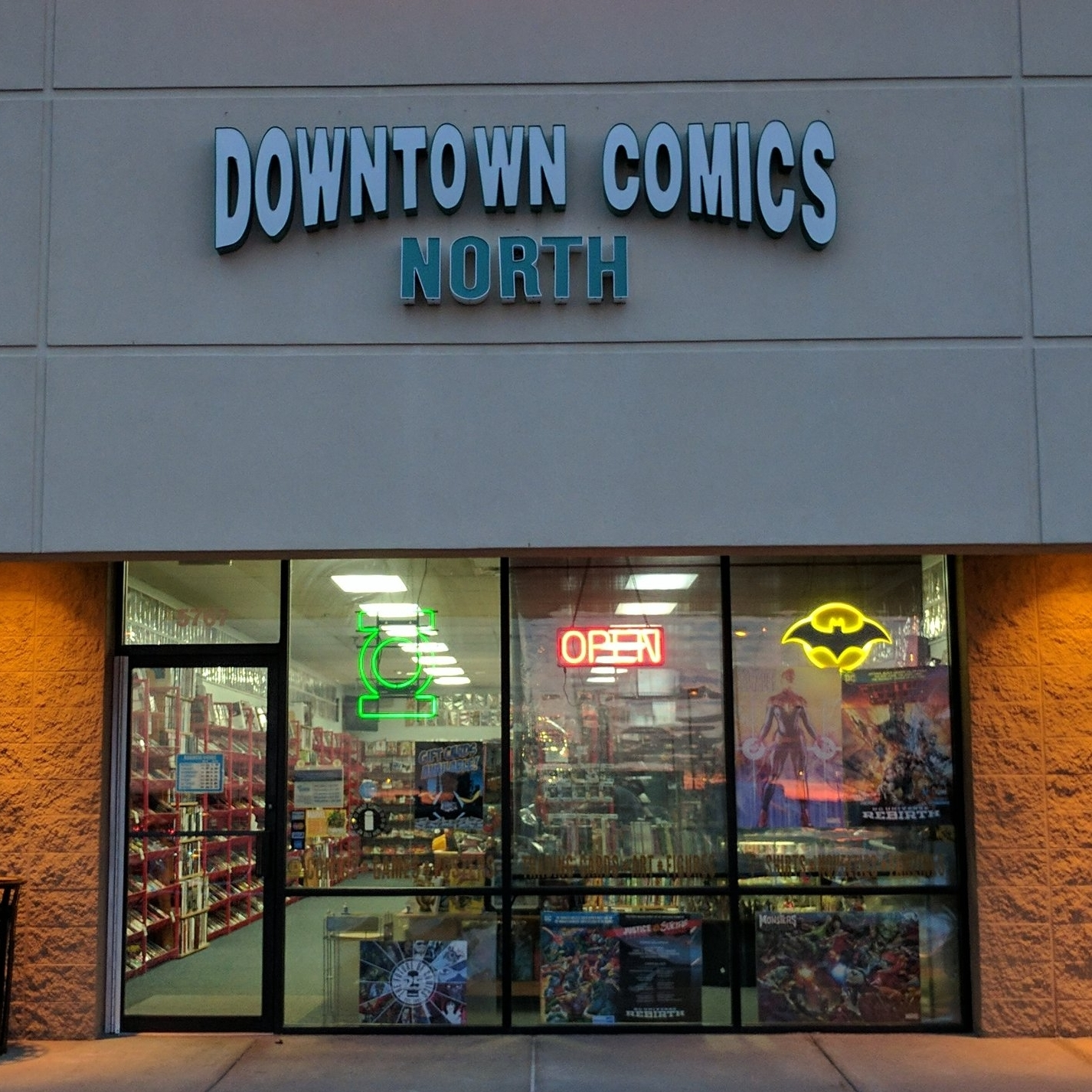 Downtown Comics North, Indianapolis