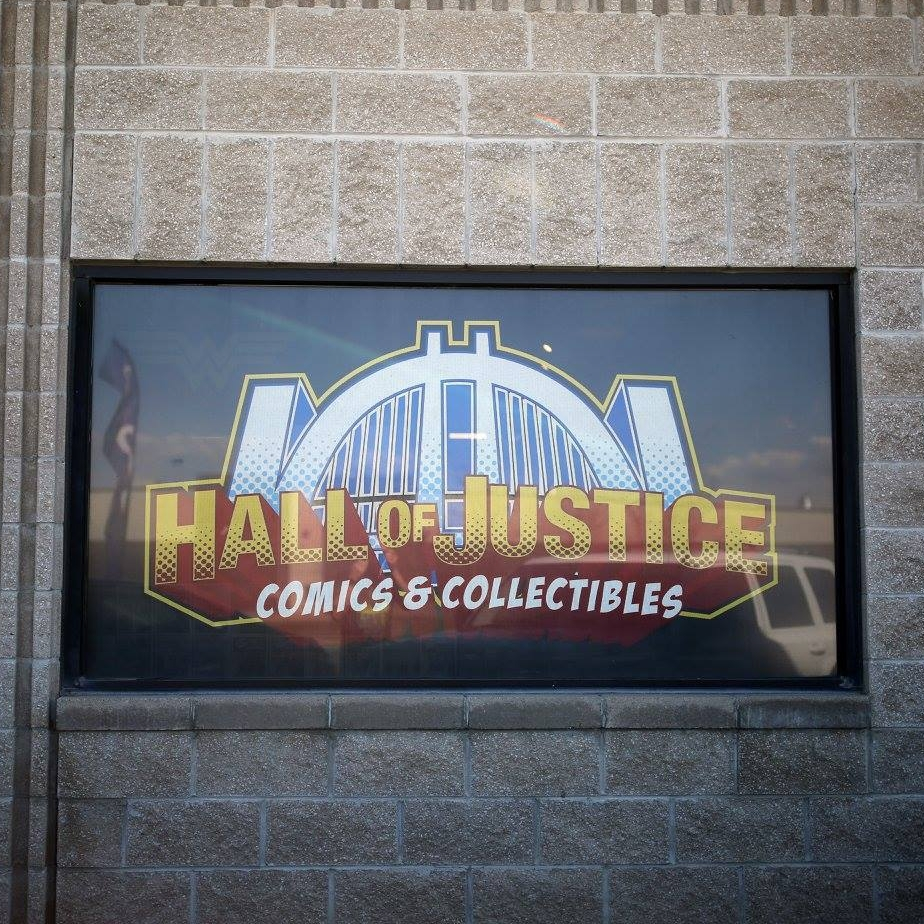 Hall of Justice, Parker