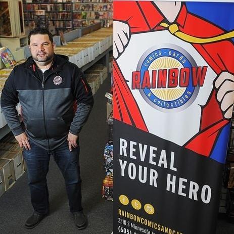 Rainbow Comics, Sioux Falls