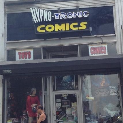 Hypno-Tronic, Staten Island
