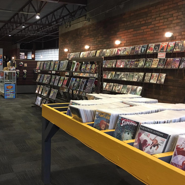 Sidekick Comics, Wichita