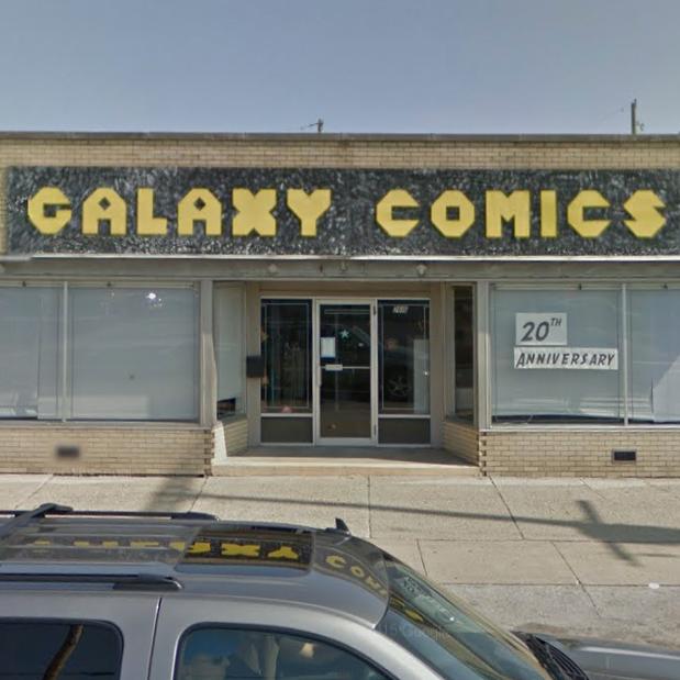 Galaxy Comics, Saginaw