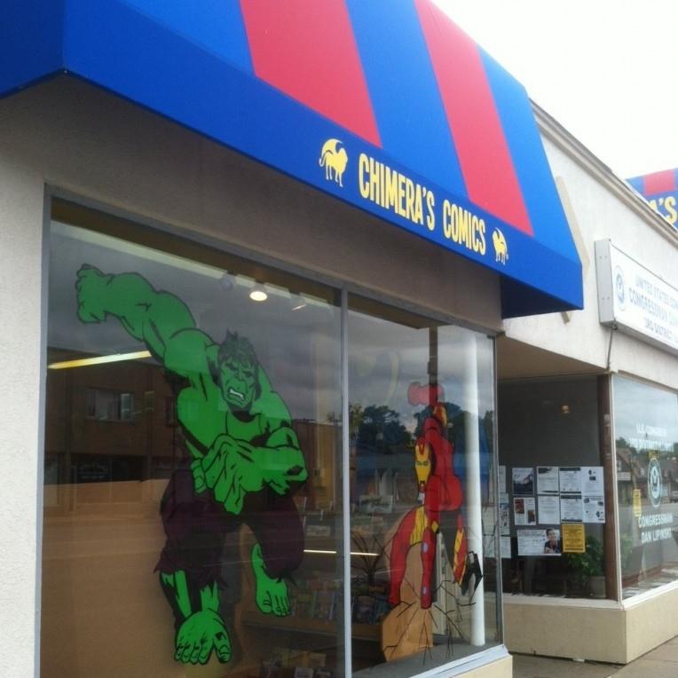 Chimera's Comics, Oak Lawn