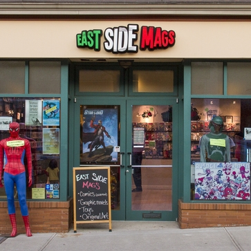 East Side Mags, Montclair