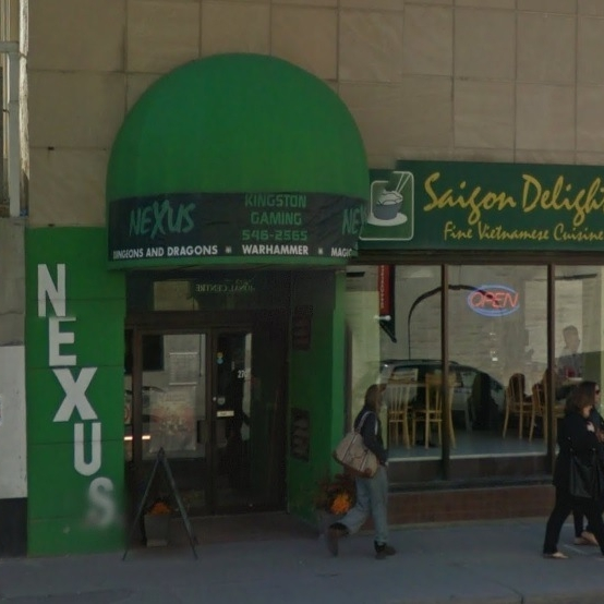 Kingston Gaming Nexus, Kingston