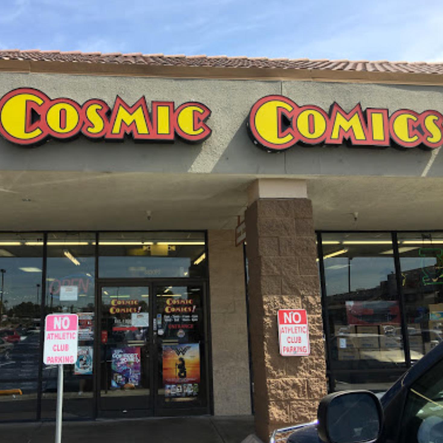 Cosmic Comics, Las Vegas
