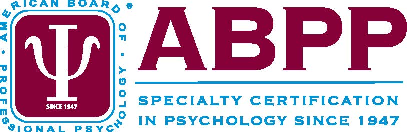 The American Board of Professional Psychology is the primary organization for Specialty Board Certification in Psychology. There are currently 15 Specialty Boards and one Subspecialty Board. ABPP serves the public by promoting the provision of quality psychological services through the examination and certification of professional psychologists engaged in specialty practice.