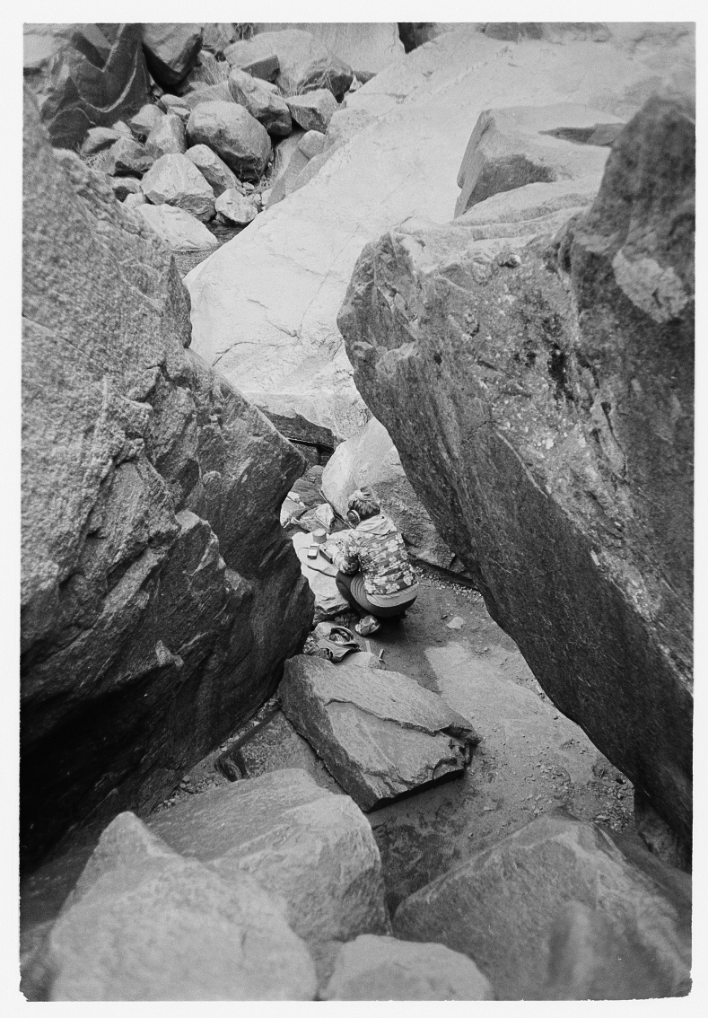 Bridalveil Fall in Yosemite - photo by Tobias Feltus
