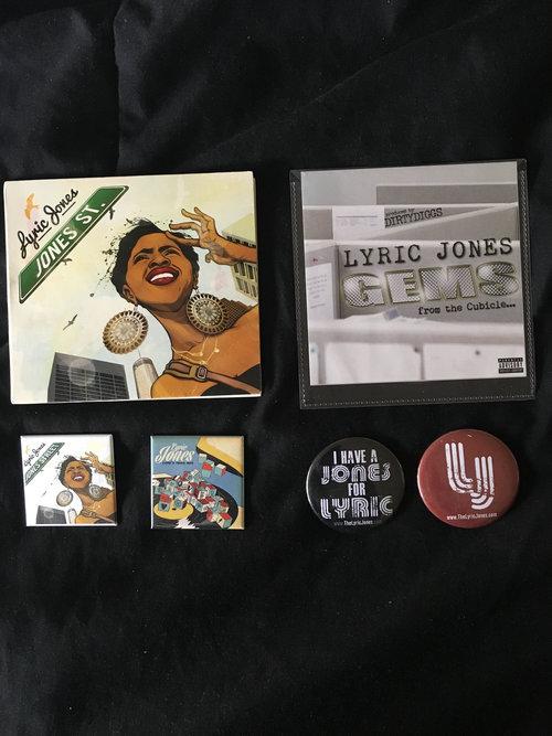 Jonesy Music Bundle - $20