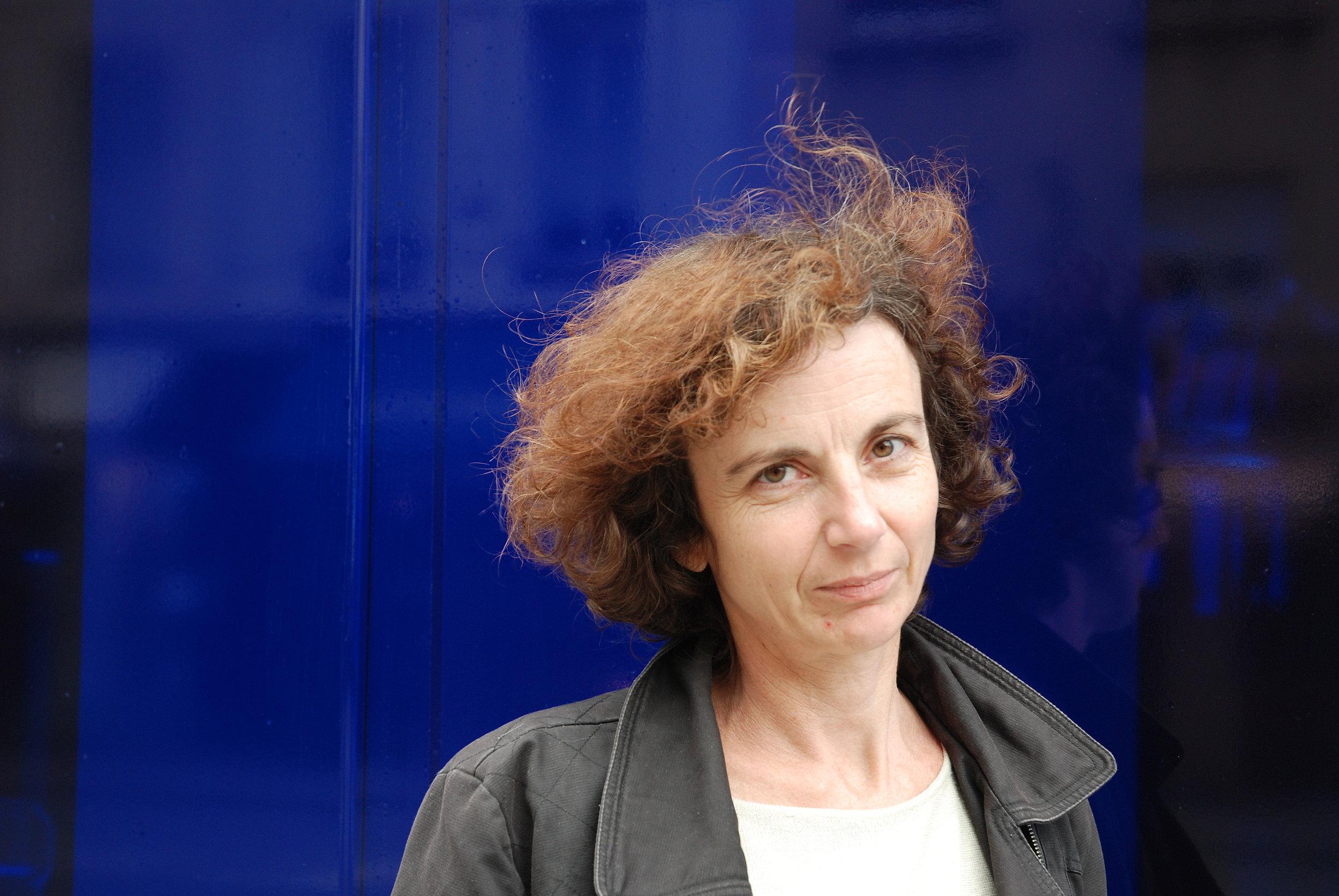Catherine Hélie © Editions Gallimard