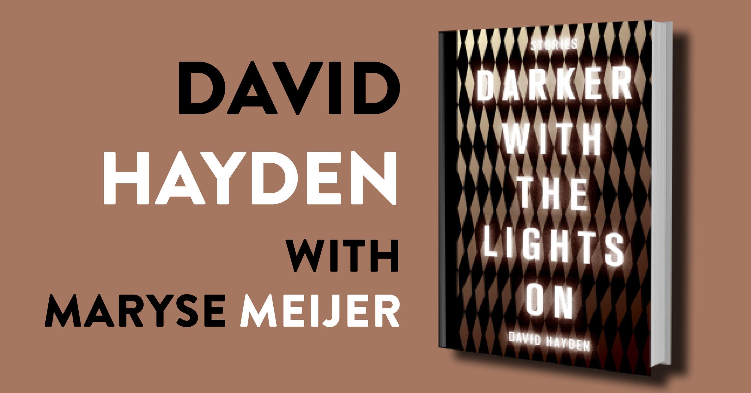 David Hayden - The Dial
