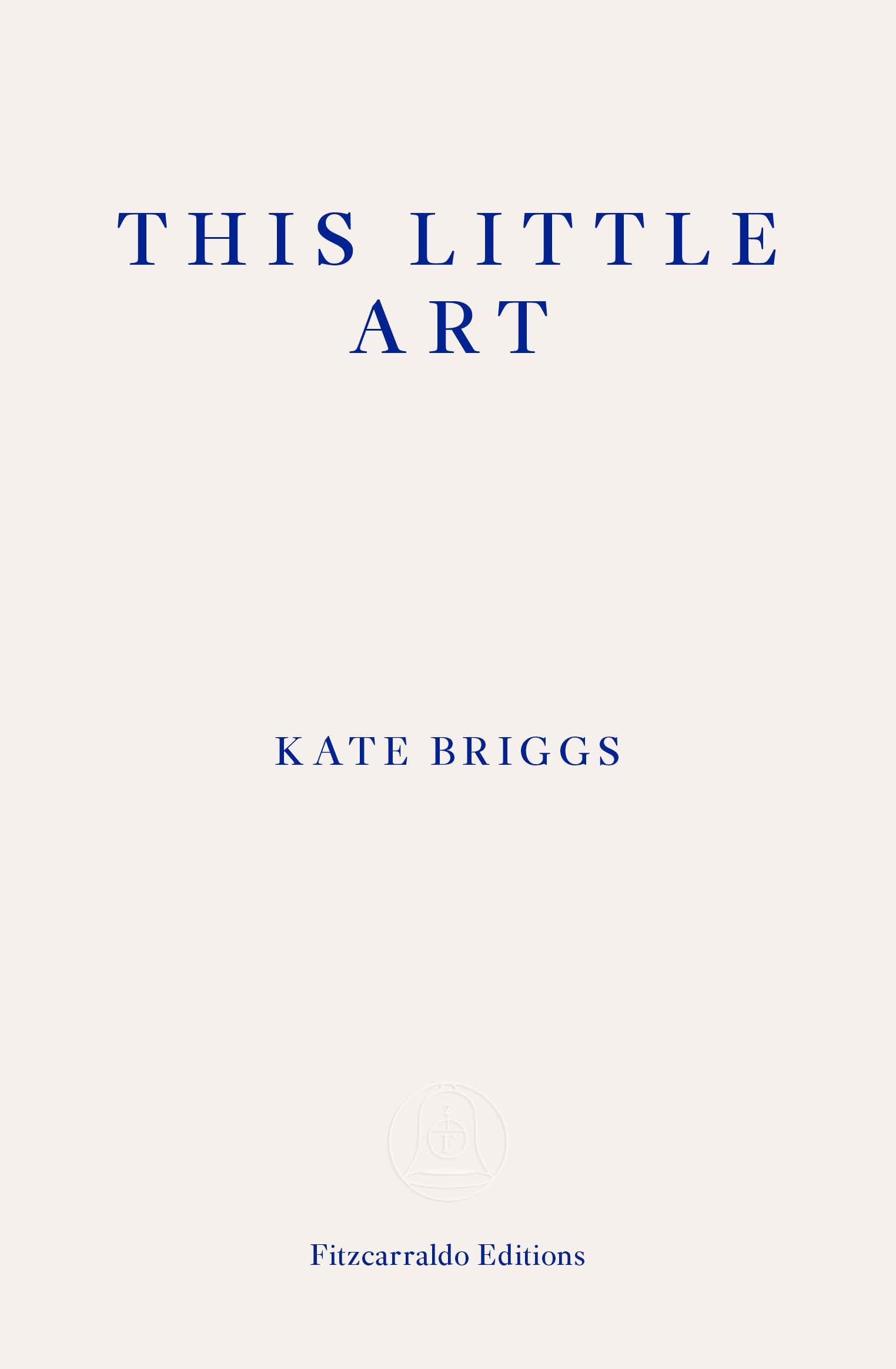 Briggs - This Little Art .jpg
