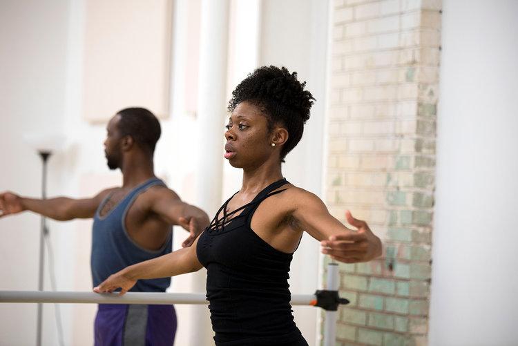Company & Community Dance Classes -