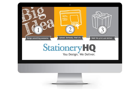 STATIONERYHQ - I do most of my printing through StationeryHQ and think they are great. They have a variety of paper options and a wide range of products to choose from. Great for notecards, business cards, or custom invites or stickers.