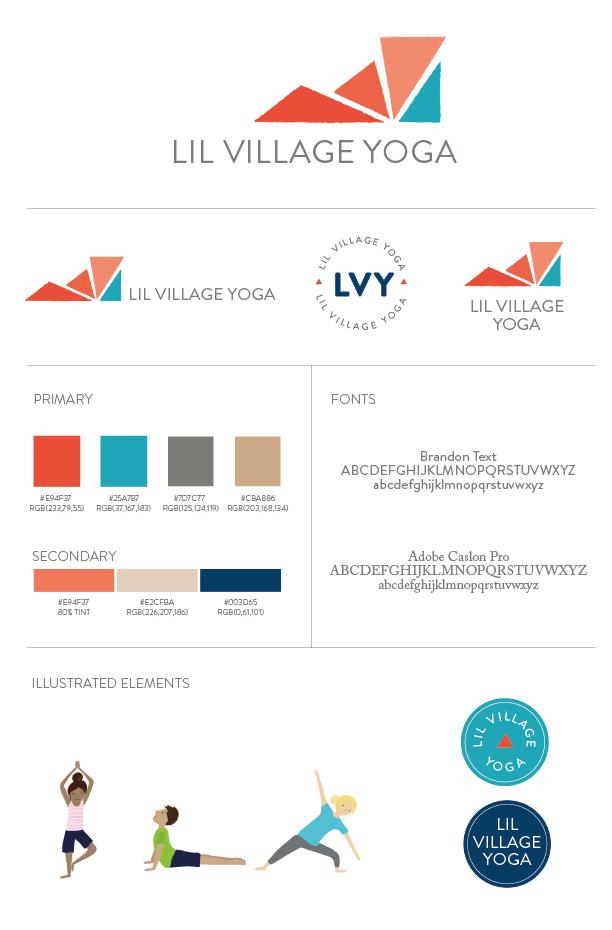 Branding and Website Design package