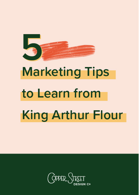Check out these 5 things King Arthur is doing to create loyal customers and see how you can copy them.