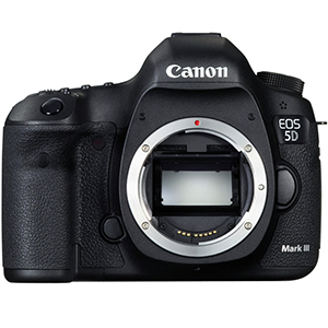 Canon EOS 5D Mark III Digital SLR (Body Only)  Daily Rental $125 Weekly Rental $500