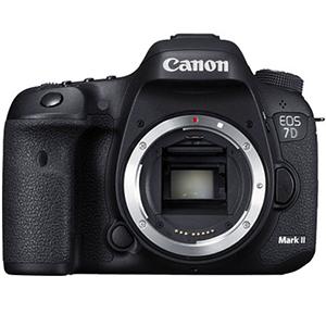 Canon EOS 7D Mark II Digital SLR (Body Only)  Daily Rental $100 Weekly Rental $400
