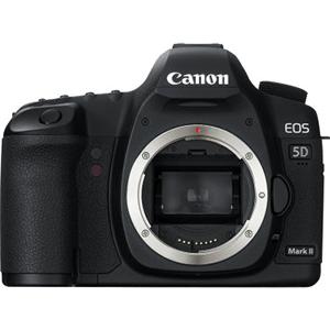 Canon EOS 5D Mark II Digital SLR Camera Body Only  Daily Rental $100.00 Weekly Rental $400.00