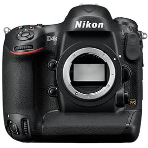 Nikon D4s Digital SLR Camera (Body Only)  Daily Rental $150.00 Weekly Rental $600.00