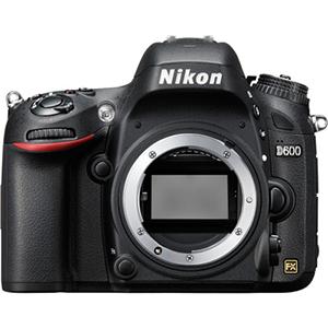 Nikon D600 Digital SLR Camera (Body Only)  Daily Rental $100.00 Weekly Rental $400.00