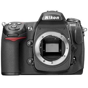 Nikon D300 Digital SLR Camera (Body Only)  Daily Rental $75.00 Weekly Rental $300.00