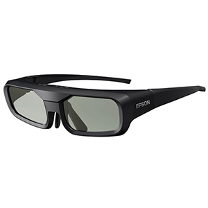 RF 3D Glasses   Lightweight, rechargeable and fully adjustable glasses, for PowerLite Home Cinema 3020e 3D 1080p 3LCD Projector  Daily Rental $5.00 Weekly Rental $20.00