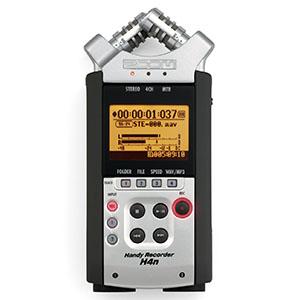 Zoom H4N Audio Recorde r  Daily Rental $25.00 Weekly Rental $100.00