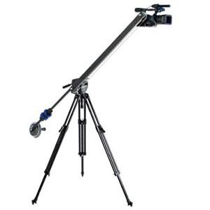 CobraCrane Backpacker Jib   Includes: MVH502A with 546B Pro Video Tripod. Camera Capacity 6.5 lbs. Maximum Crane Height (on a 5' tripod) 8 Feet. Length from pivot 3 feet  Daily Rental $45.00 Weekly Rental $180.00
