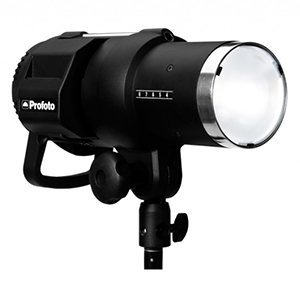 Profoto B1 Off-Camera Flash   Includes: Monolight, Battery, Charger.  Daily Rental $45.00 Weekly Rental $180.00 Extra Batteries $10.00