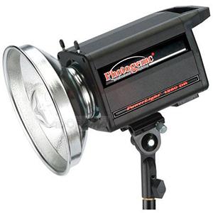 Photogenic 1250DR 500 Watt Monolight   Includes: monolight, stand & umbrella.  Daily Rental Rate $25.00 Weekly Rental Rate $100.00