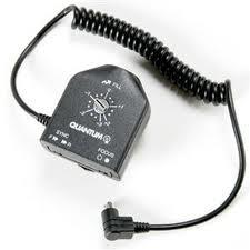 Quantum TTL Cord for Nikon   Daily Rental $5.00 Weekly Rental $20.00